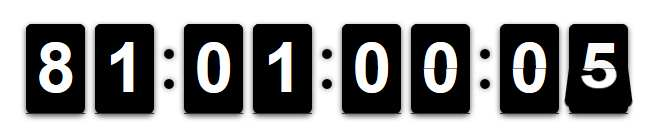 CountDown FlipClock Plugin WordPress