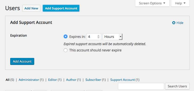 Support Me Plugin WordPress, Download, Install