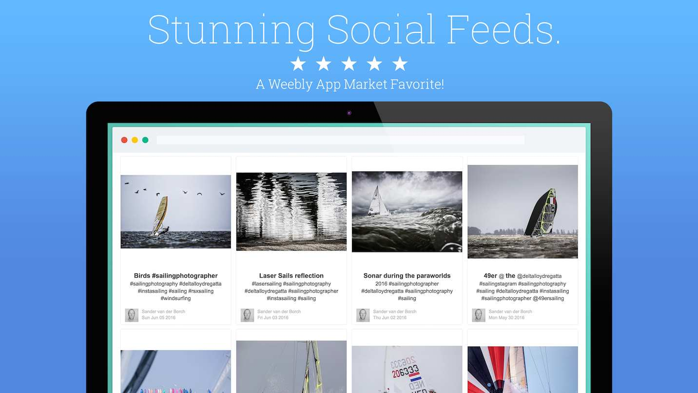 Social Feed Plugin WordPress, Download, Install