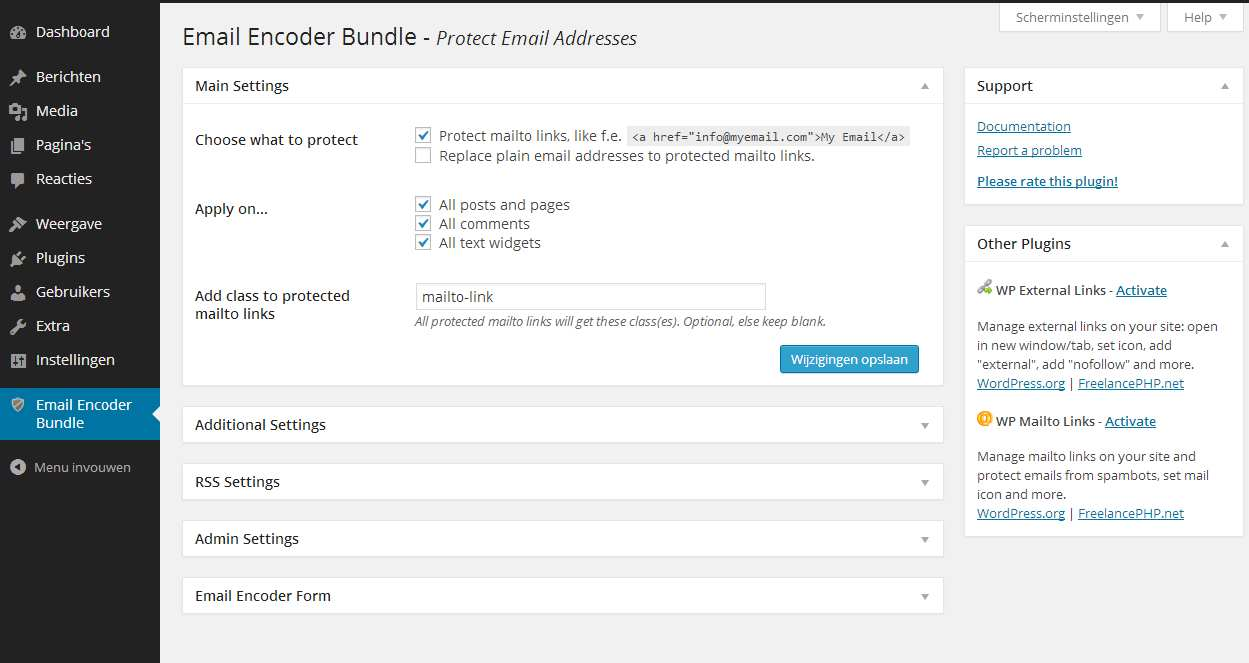 Email Encoder Bundle – Protect Email Address Plugin WordPress, Download, Install