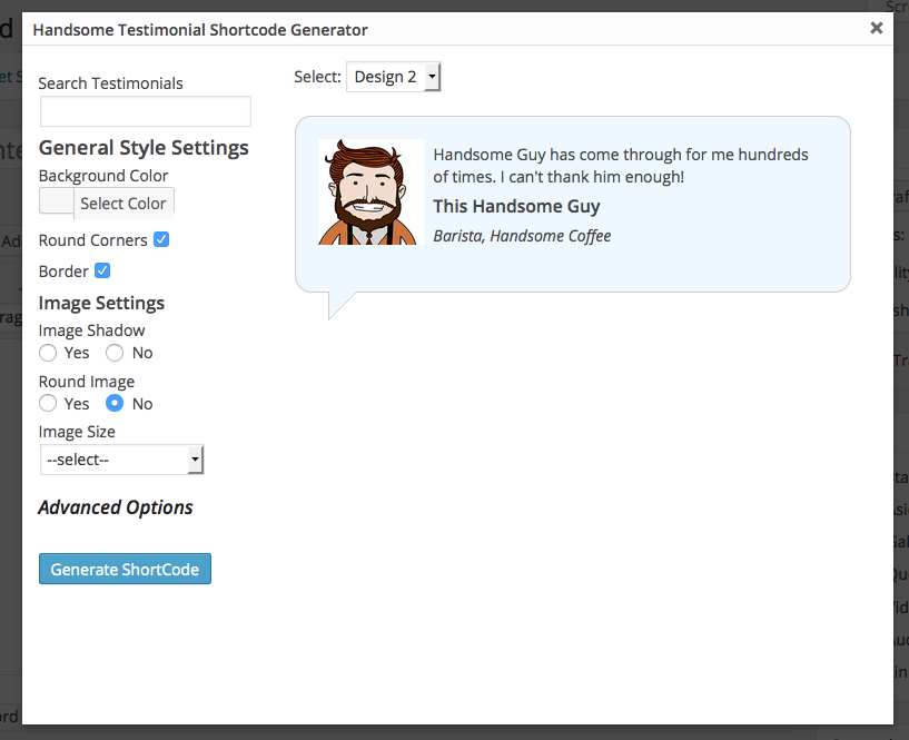 Handsome Testimonials Plugin WordPress, Download, Install