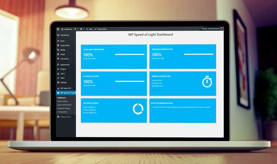 WP Speed of Light Plugin WordPress, Download, Install