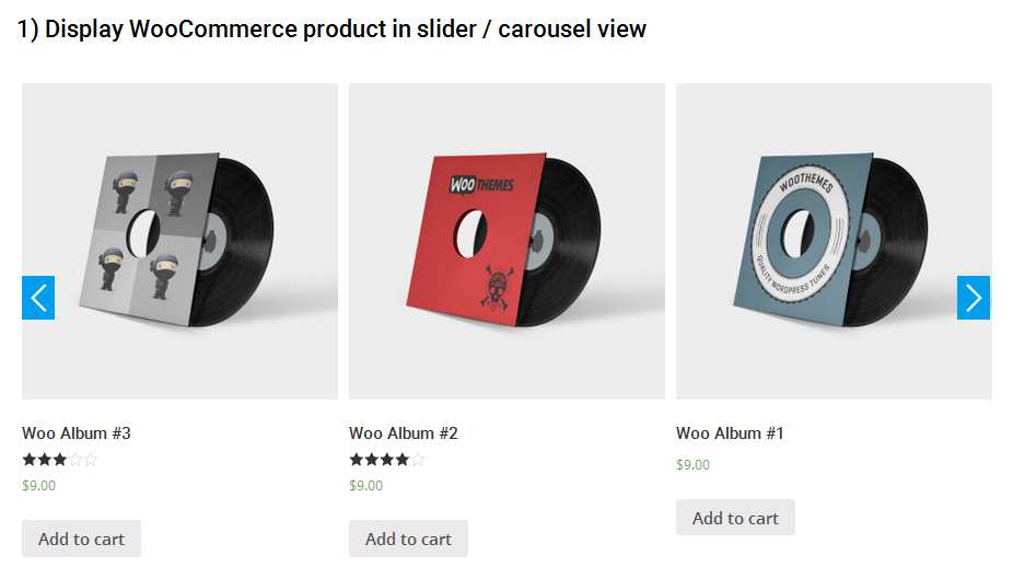 Woo Product Slider and Carousel with category Plugin WordPress, Download, Install