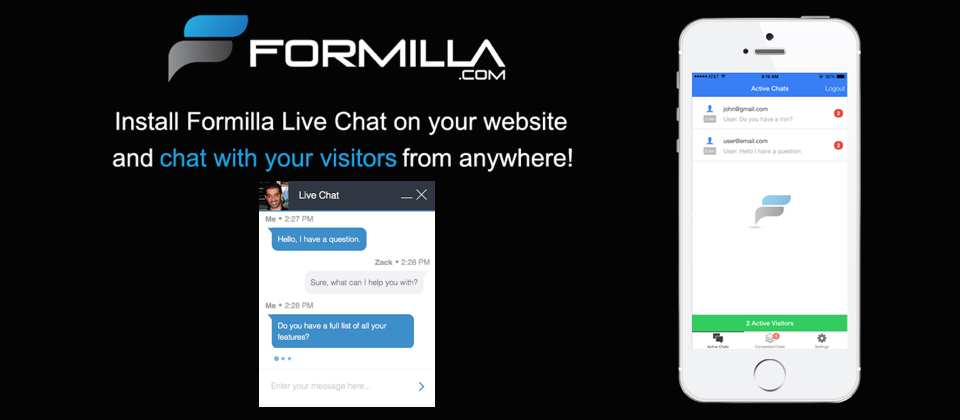 Live Chat by Formilla – Real-time Chat Plugin Plugin WordPress, Download, Install