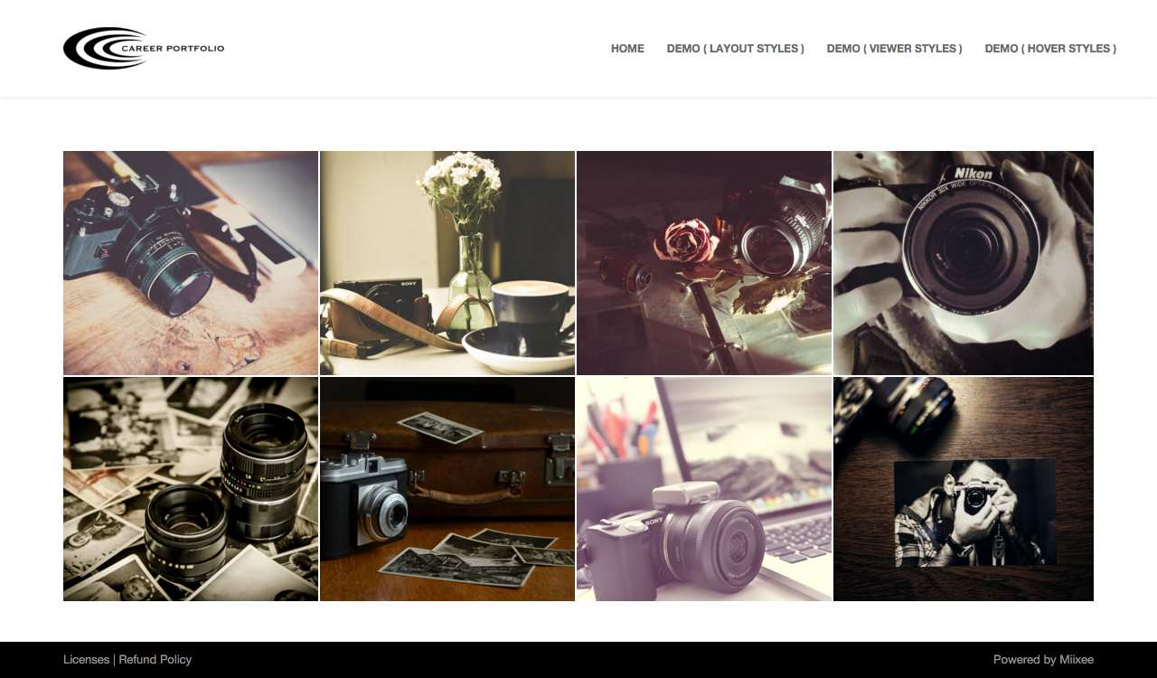 Portfolio Plugin WordPress