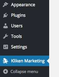 Kliken All-In-One Marketing Plugin WordPress