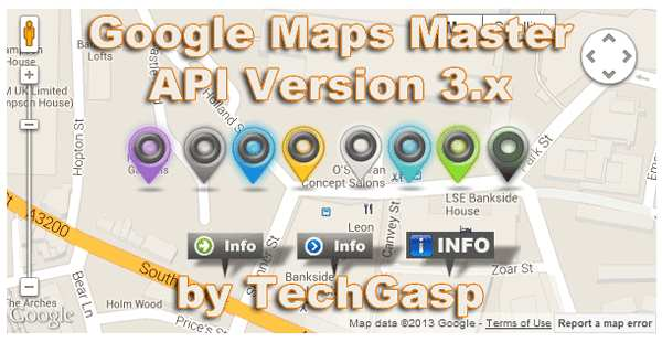 Google Maps Master Plugin WordPress, Download, Install