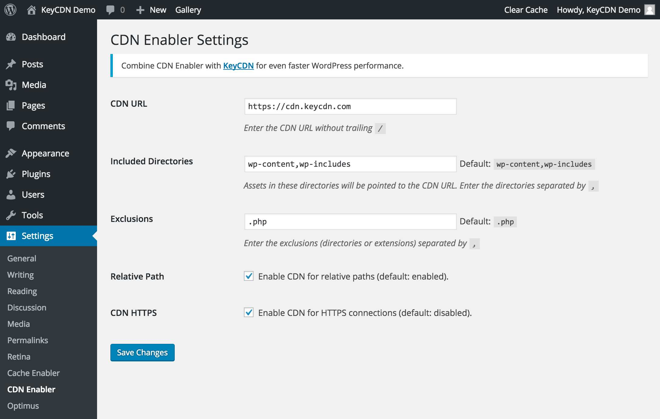 CDN Enabler – WordPress CDN Plugin Plugin WordPress, Download, Install