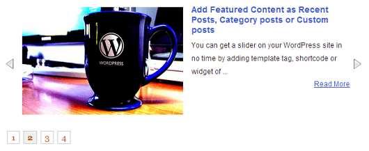 Smooth Slider Plugin WordPress