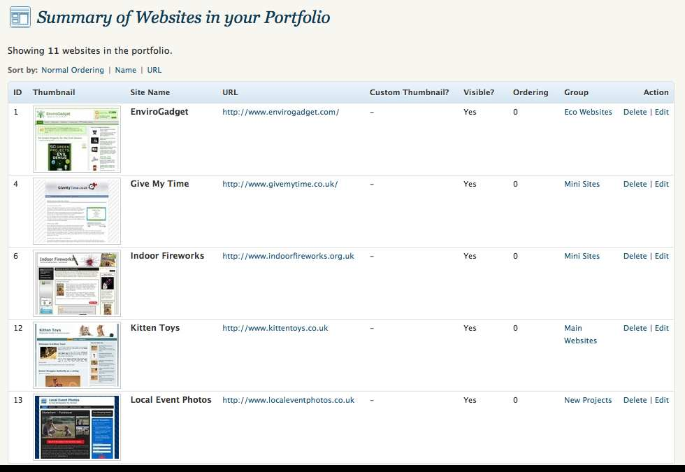 WordPress Portfolio Plugin (WP Portfolio) Plugin WordPress, Download, Install