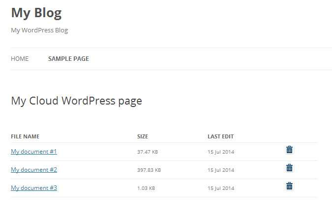 WP Cloud Plugin WordPress, Download, Install