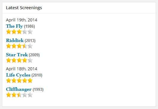 Movie Database Plugin WordPress, Download, Install