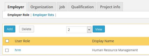 WP human resource management Plugin WordPress, Download, Install