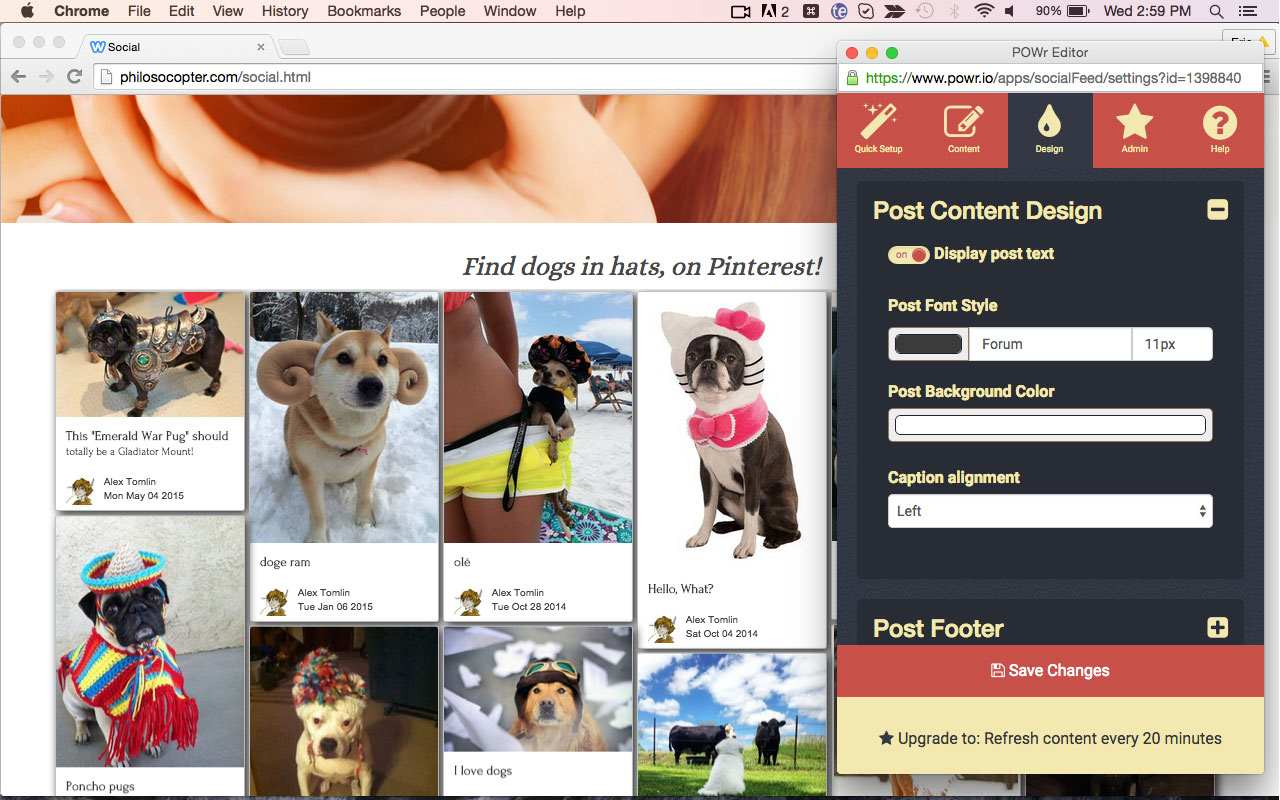 Pinterest Plugin WordPress, Download, Install