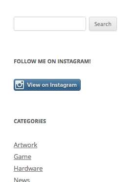 Instagram Badges Plugin WordPress, Download, Install