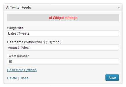 AI Twitter Feeds (Twitter widget & shortcode) Plugin WordPress, Download, Install