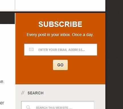 Genesis eNews Extended Plugin WordPress