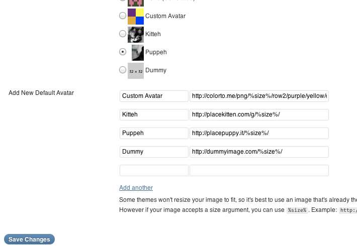 Add New Default Avatar Plugin WordPress, Download, Install