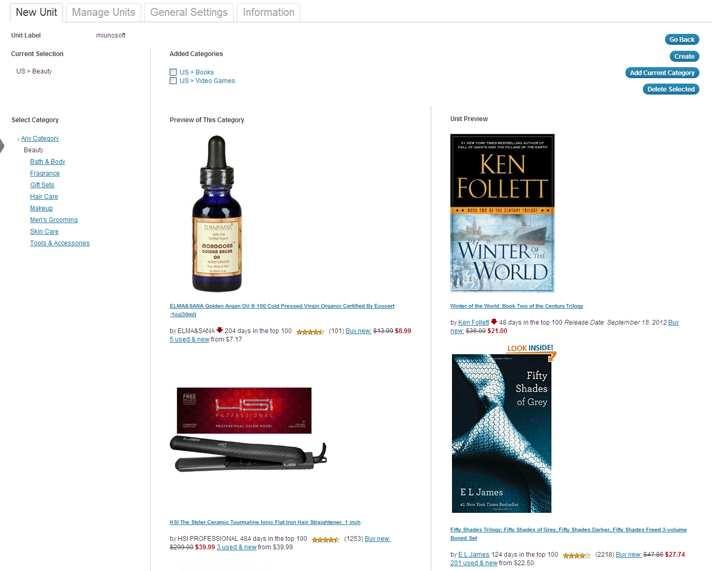 Amazon Auto Links - Amazon Associates Affiliate Plugin Plugin WordPress