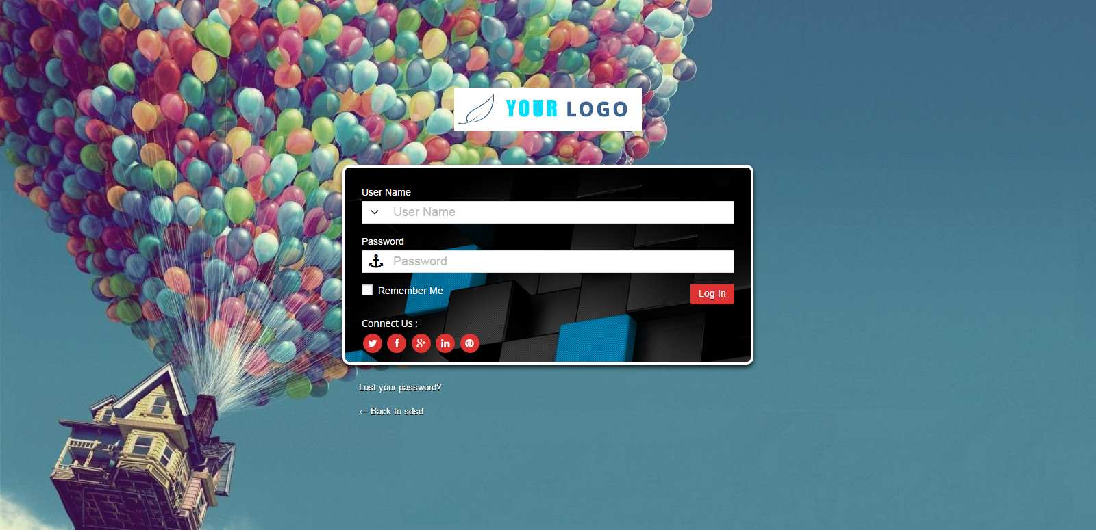 Customize WordPress Login Page Plugin WordPress