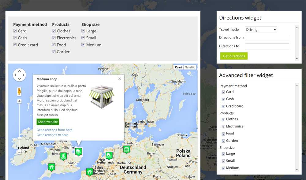 Google Maps VE Plugin WordPress, Download, Install