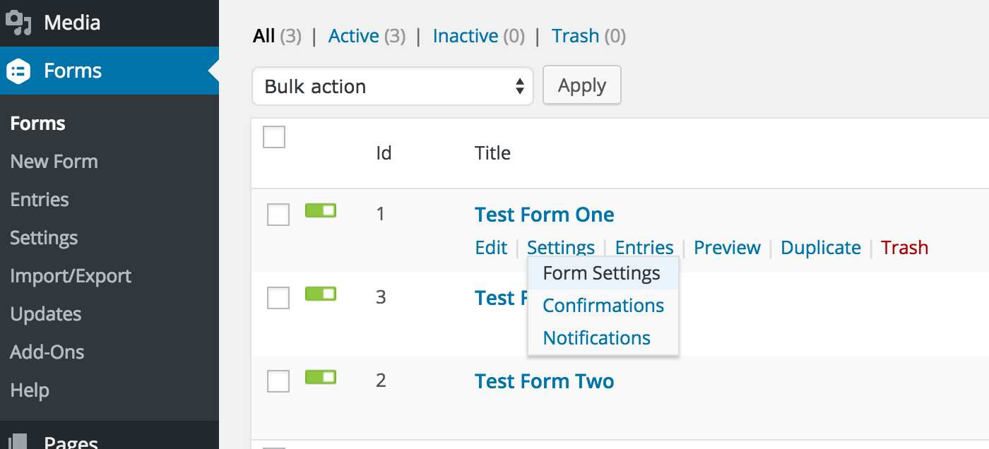 Customize Submit Button for Gravity Forms Plugin WordPress