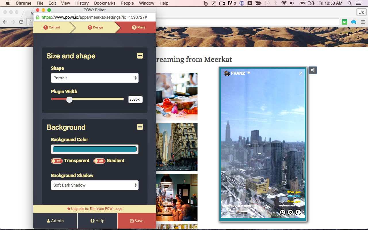Meerkat Plugin WordPress, Download, Install