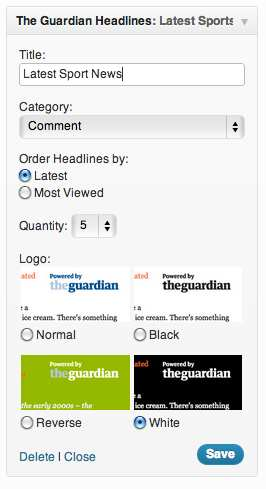 Image result for Sports News Headlines Widget Box In Any Language
