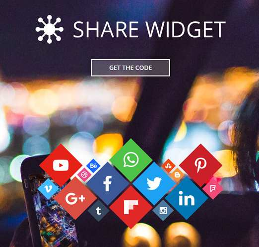 Share-Widget Plugin WordPress, Download, Install