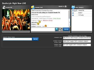 Live Streaming / Broadcast Live Video Plugin WordPress, Download, Install