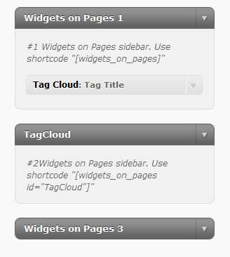 Widgets on Pages Plugin WordPress, Download, Install