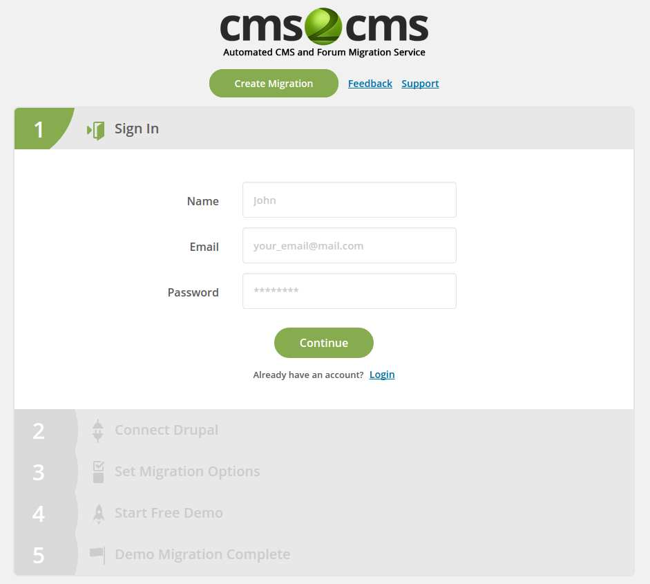 CMS2CMS: Automated Drupal to WordPress Migration Plugin WordPress, Download, Install