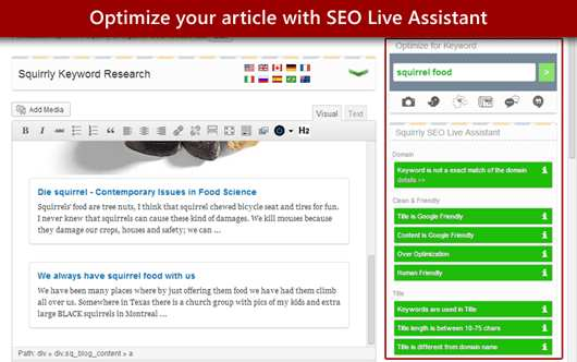 SEO by SQUIRRLY™ Plugin WordPress, Download, Install