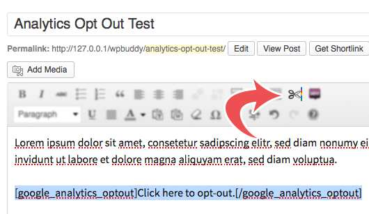 Google Analytics Opt-Out Plugin WordPress, Download, Install