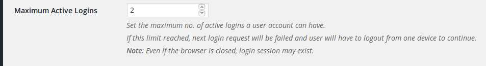 Loggedin – Limit Active Logins Plugin WordPress, Download, Install