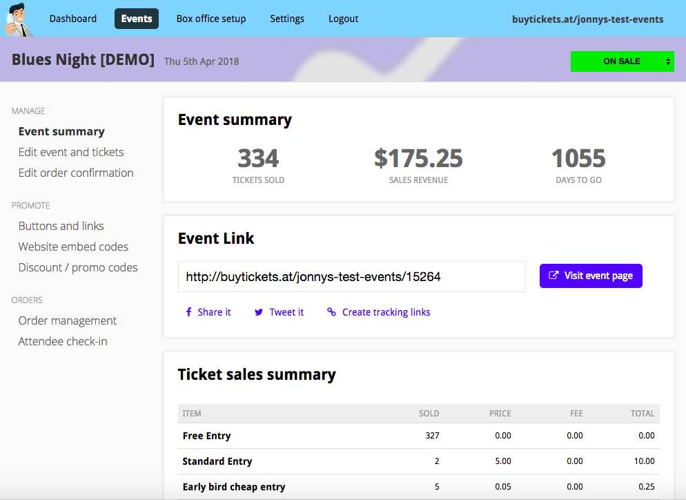 Sell Tickets – Event Ticketing and Event Registration – Ticket Tailor for WordPress Plugin WordPress, Download, Install