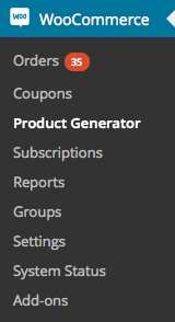 WooCommerce Product Generator Plugin WordPress, Download, Install