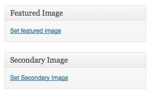 Multiple Post Thumbnails Plugin WordPress, Download, Install
