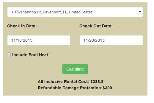 all inclusive vacation rental calculator plugin wordpress download