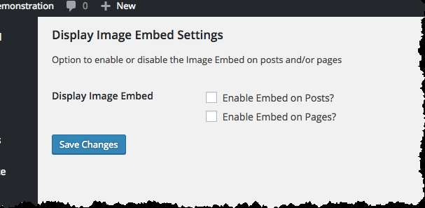 WP Image Embeds Plugin WordPress