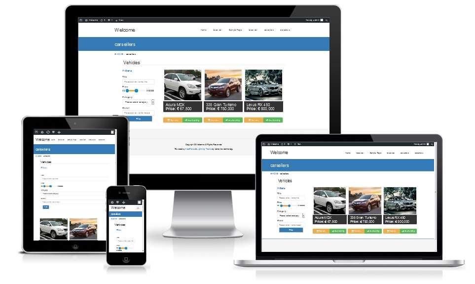Car Seller - Auto Classifieds Script Plugin WordPress