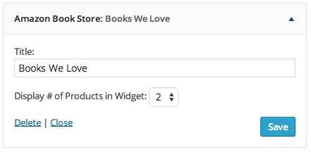 Amazon Book Store Plugin WordPress, Download, Install