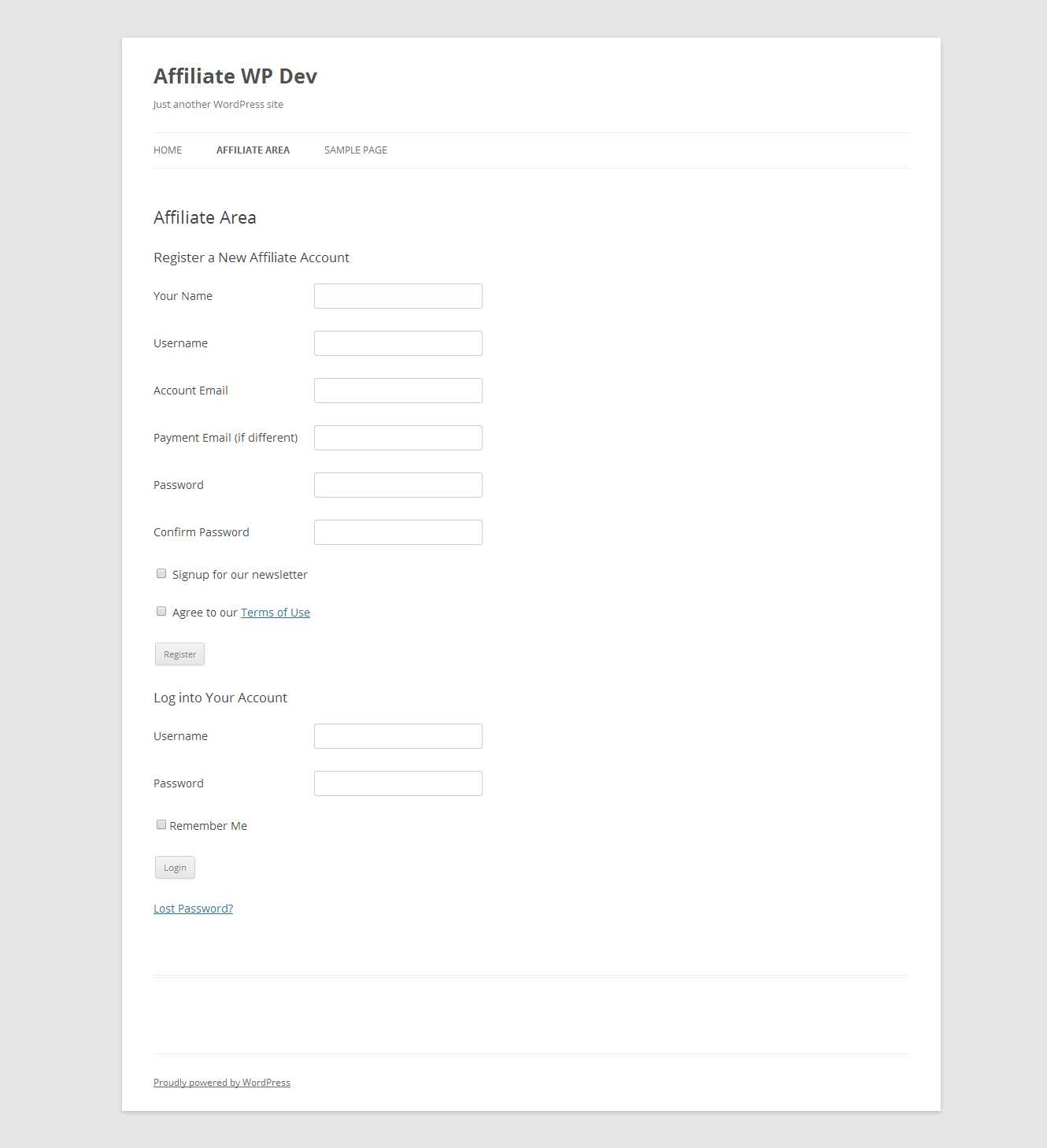 AffiliateWP MailChimp Add-On Plugin WordPress, Download, Install