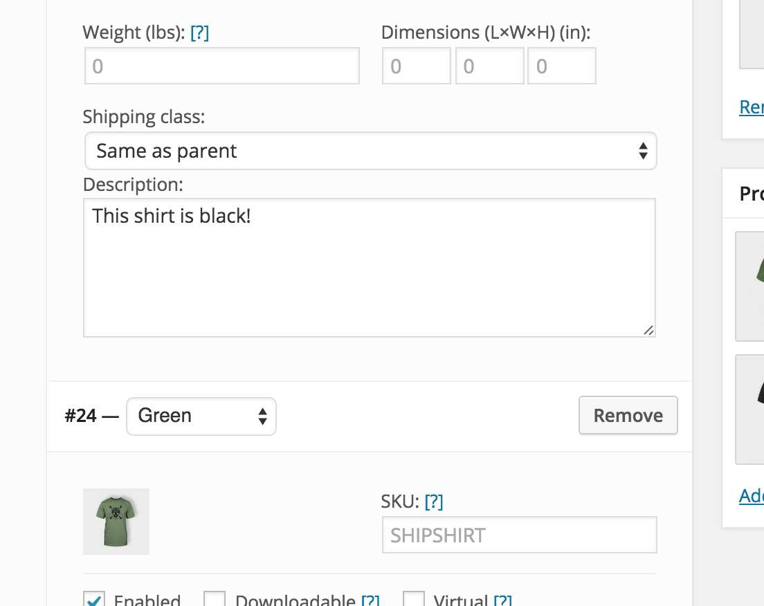 WooCommerce Variable Product Description Plugin WordPress, Download, Install