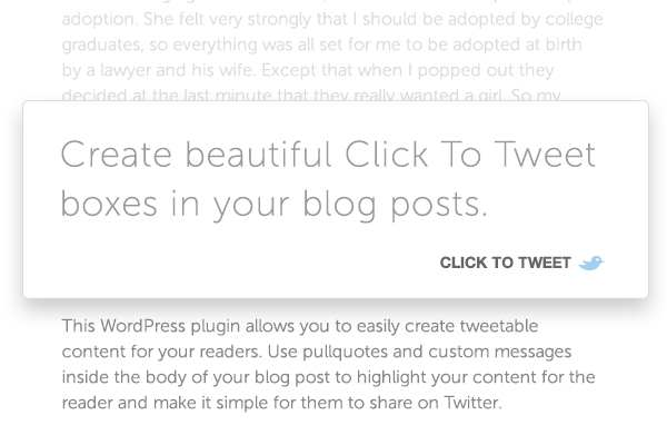 Click To Tweet Plugin WordPress, Download, Install