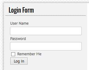 Siris Login Widget Plugin WordPress