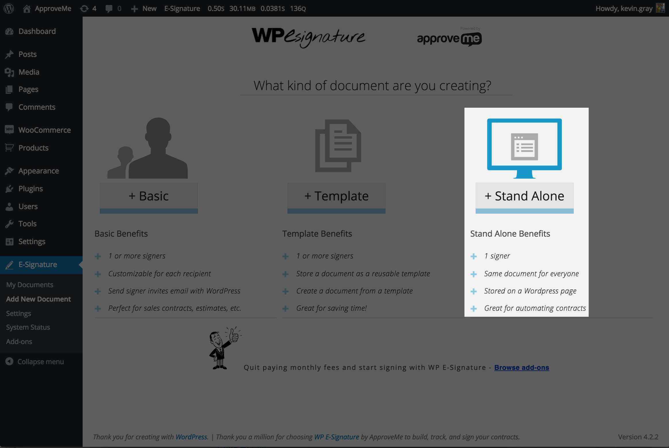 Gravity Forms Signature Add-On Plugin WordPress, Download, Install