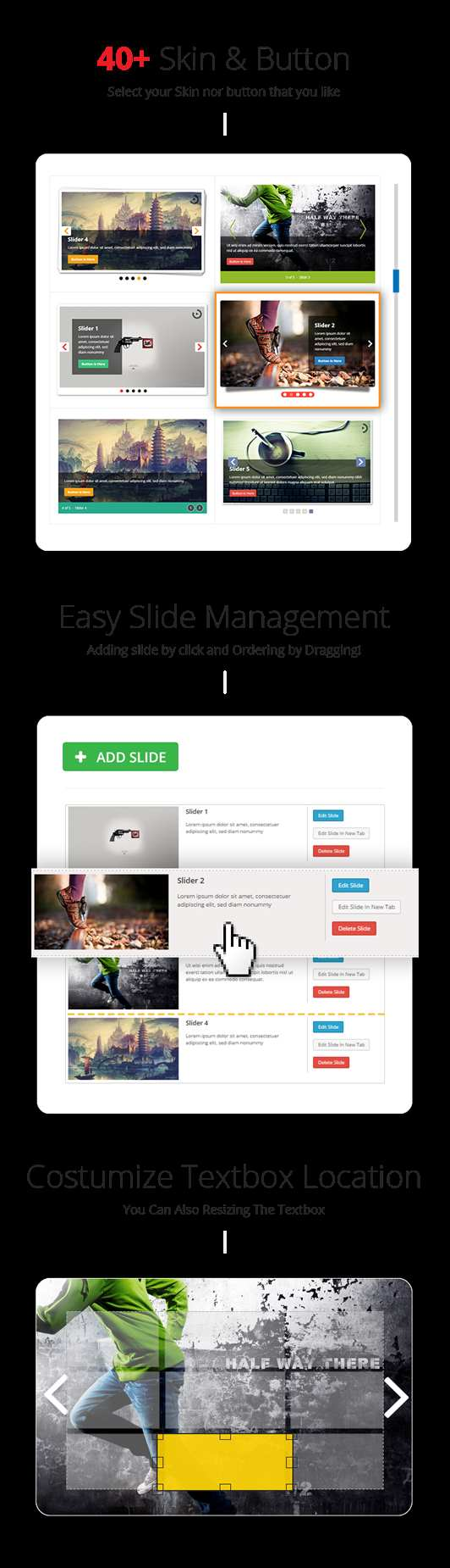 Fluid Responsive Slideshow Plugin WordPress, Download, Install