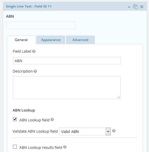 ABN Lookup for Gravity Forms Plugin WordPress, Download, Install