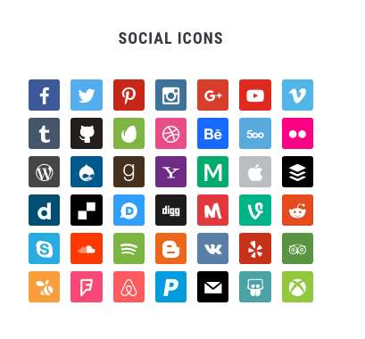 Social Icons Widget by WPZOOM Plugin WordPress, Download, Install
